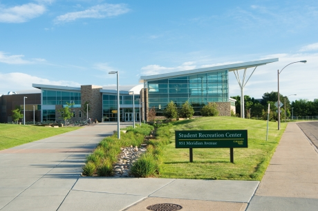 The Student Recreation Centeer at Colorado State University, June 11, 2013