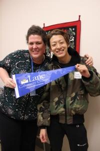 Lane Community College_Carla and Yuta (1)