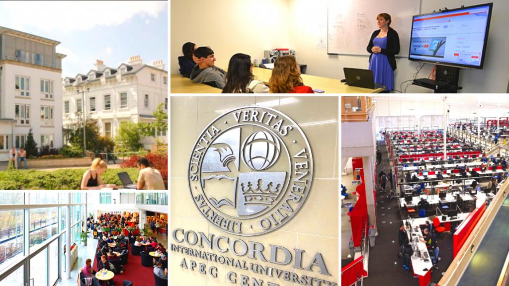 Concordia International University.2